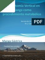 Cirugía Bariátrica MANGA 2016
