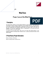 Wind 3 Power Curve