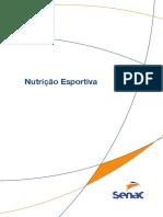 Nutrição Esportiva - Senac
