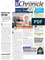 Dental Chronicle (Canada) Sept 30 2010 edition