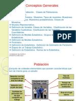 01 -Conceptos Generales ESTADISTICA 1