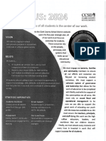 CCSD Strategic Plan draft