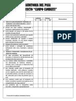 Auditoria Del Pasa Protocolo