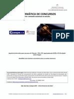 08 Informática de Concursos Tribunais