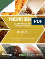 Analisis de Exportaciones Colombianas Enero a Octubre