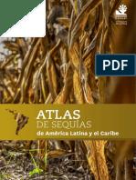Atlas de sequías de América Latina y el Caribe