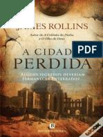 01 A Cidade Perdida - James Rollins.epub
