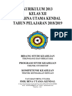 COVER TKR