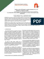 Comparativa entre pruebas in situ de ficómetro y pruebas triaxiales UU y CU realizados en depósitos de jales