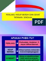 Phbs Di Sekolah