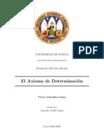 Tfg_gonzalez Lopez, Victor_el Axioma de Determinación