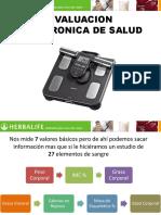 evaluación electrónica de salud