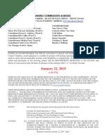 01.22.19 FINAL Agenda Packet