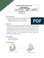 Jobsheet Dhcp Debian 9