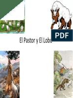 El Pastor y El Lobo