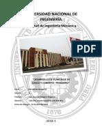 Informe - Estructuras Navales