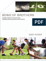 Bond of Brothers by Wes Yoder, Excerpt