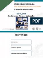 Factores de Riesgos Laborales II