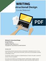 Diseño instruccional (Inglés)