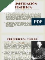 ADMINISTRACIÓN CIENTÍFICA (2)
