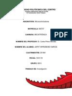 Microprocesador Contra Microcontrolador, Memorias ROM/EPROM/PROM