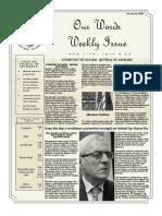 Newsletter Volume 10 Issue 02