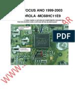 FORD FOCUS  MOTOROLA MC68HC11E9.pdf