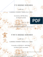 Manual Do Mestre Reiki - Diane Stein