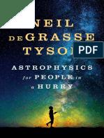 [Tyson, Neil DeGrasse] Astrophysics for People in (B-ok.xyz)