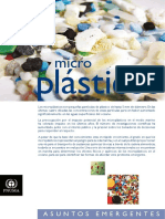 Microplastic Spanish