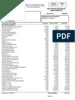 Relacion Material Medico
