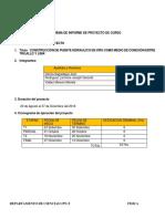 Trabajo Puente Hidraulico (Upn) Semestre 2018-II