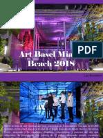 Luis Benshimol - Art Basel Miami Beach 2018