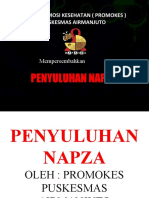 PPT NAPZA PROMOKES - Copy.ppt