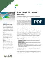 Arbor Cloud Data Sheet