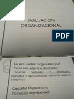 Que Es Una Evaluacion Organizacional
