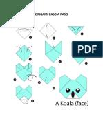 Origami Paso a Paso