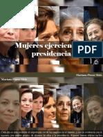 Mariana Flores Melo - Mujeres Ejerciendo La Presidencia