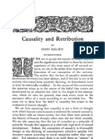 Causality and Retribution - Hans Kelsen