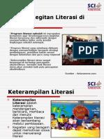 Contoh Kegiatan Literasi