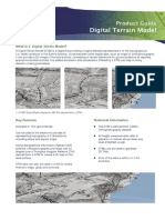 Productguide Digital Terrain Model