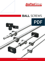 PDF Katalog Ballscrews