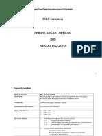 Panitia Perancangan Operasi BI 2008