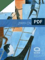 2009_MDRT_Overview.pdf