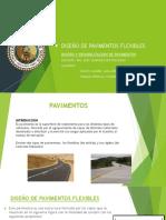 Diseño de Pavimentos Flexibles