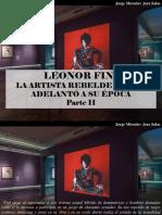 Jorge Miroslav Jara Salas - Leonor Fini, La Artista Rebelde Que Se Adelantó a Su Época, Parte II