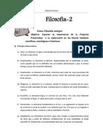 Clase-2 Filosofía Antigua
