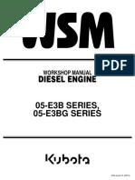 KUBOTA D1005-E3BG DIESEL ENGINE Service Repair Manual.pdf