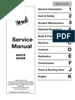 JCB 8032Z MINI EXCAVATOR Service Repair Manual SN899000 Onwards.pdf