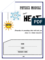 Module Heat (QUESTION BASED)